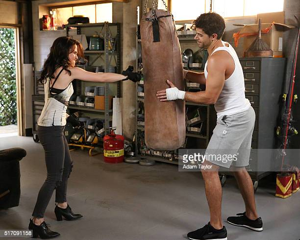 STITCHERS Kirsten meets her match in a highstakes game of cat and mouse on an allnew episode of 'Stitchers' airing on TUESDAY MARCH 29 on Freeform...