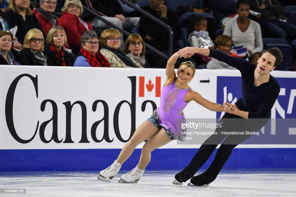 ISU Grand Prix of Figure Skating Skate Canada International : Fotografía de noticias