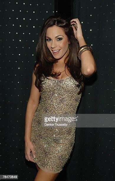 Kirsten Price at Sapphire Gentlemen's Club 5 Year Anniversary on December 13, 2007 in Las Vegas, Nevada.