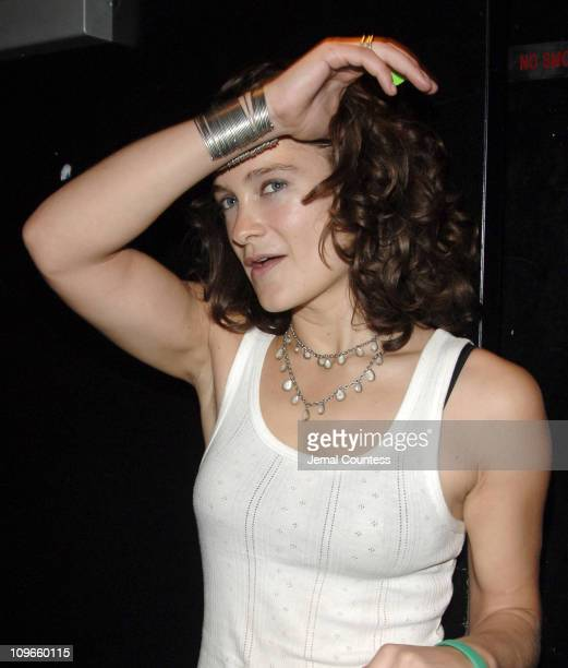 Kirsten Price during Susan Sarandon Hosts a Benefit for Victims of Hurricane Katrina and the Musicians of NOLA at The Crash Mansion in New York City...