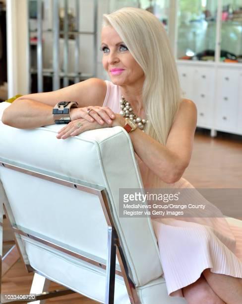 Kirsten Prosser, fashion stylist and owner of OnQue is shown in her Corona del Mar store. ///ADDITIONAL INFORMATION: coast.MyOC.Prosser Ð 6/24/15 Ð...