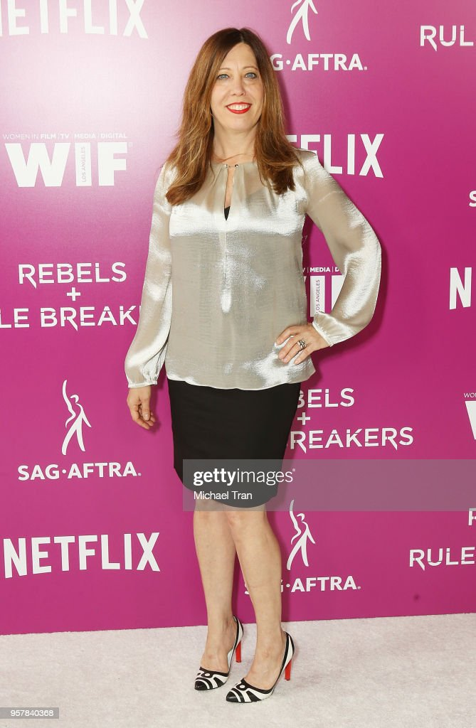 Kirsten Schaffer attends the Netflix - 'Rebels and Rules Breakers' for your consideration event held at Netflix FYSee Space on May 12, 2018 in Beverly Hills, California.