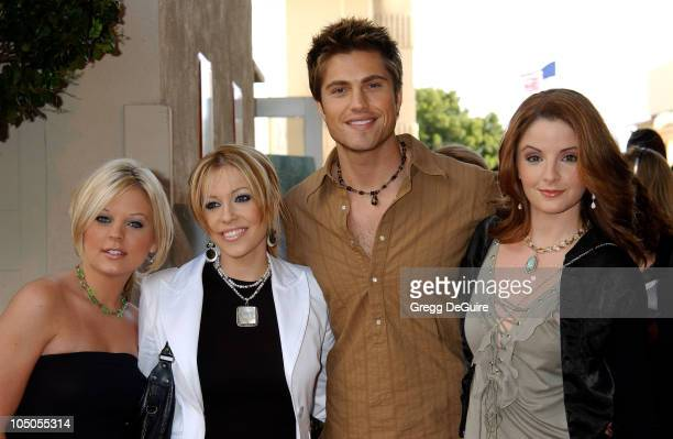 Kirsten Storms Farah Fath Eric Winter and Alexis Thorpe