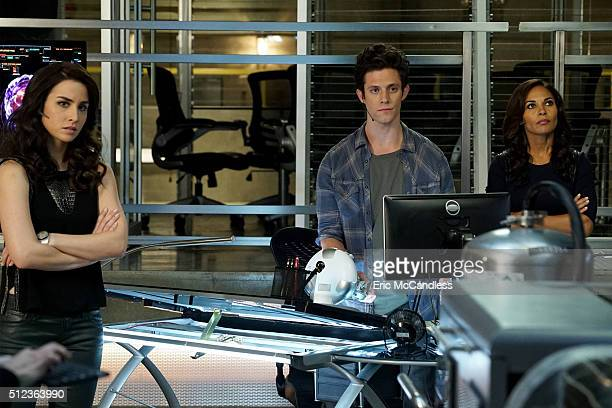STITCHERS '20' Kirstens feelings come flooding back on the second season premiere of Stitchers airing on TUESDAY MARCH 22 on Freeform the new name...