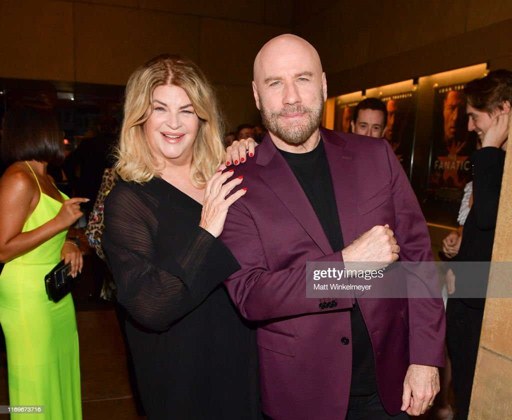 """Premiere Of Quiver Distribution's """"The Fanatic"""" - Red Carpet : News Photo"""