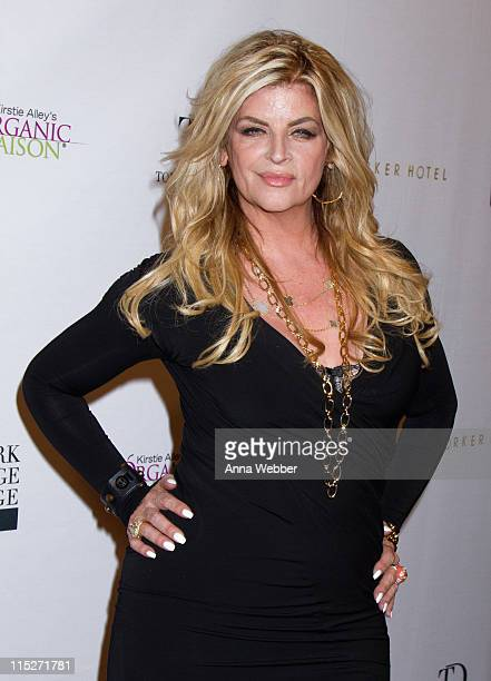 Kirstie Alley arrives at the 2011 All The Right Moves Summer Invitational at the Manhattan Center Grand Ballroom on June 5 2011 in New York City