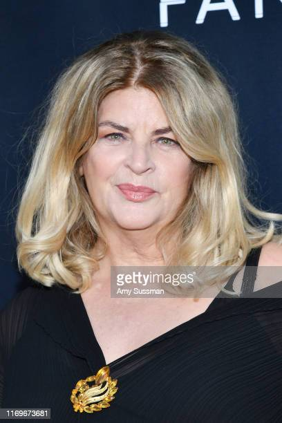 Kirstie Alley attends the premiere of Quiver Distribution's The Fanatic at the Egyptian Theatre on August 22 2019 in Hollywood California
