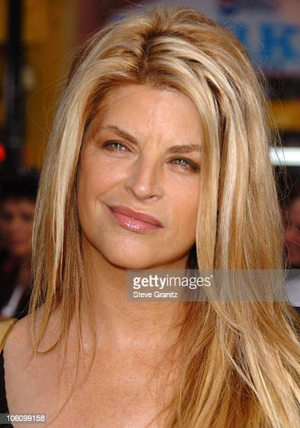 Kirstie Alley during Mission Impossible III Fan Screening Arrivals at Grauman's Chinese Theatre in Beverly Hills California United States