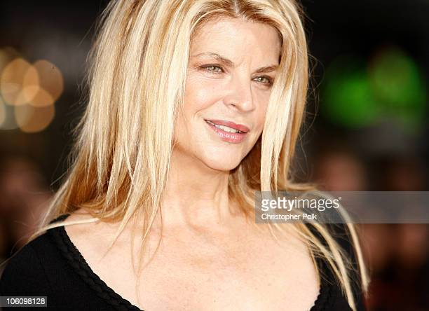 Kirstie Alley during Mission Impossible III Los Angeles Fan Screening Arrivals at Chinese Theater in Hollywood California United States