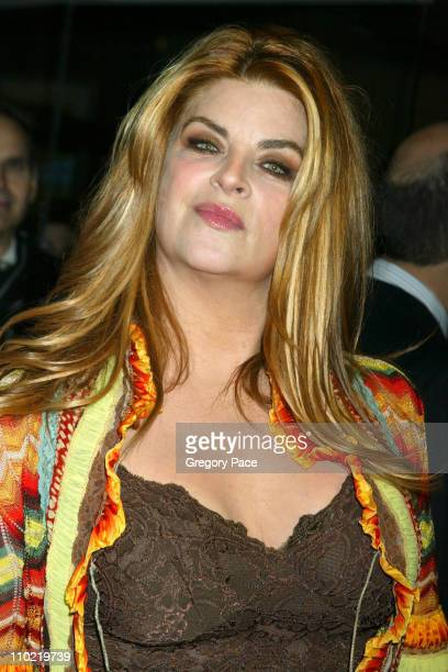 Kirstie Alley during Showtime's 'Fat Actress' New York City Premiere Inside and Red Carpet Arrivals at Clearview Chelsea West in New York City New...