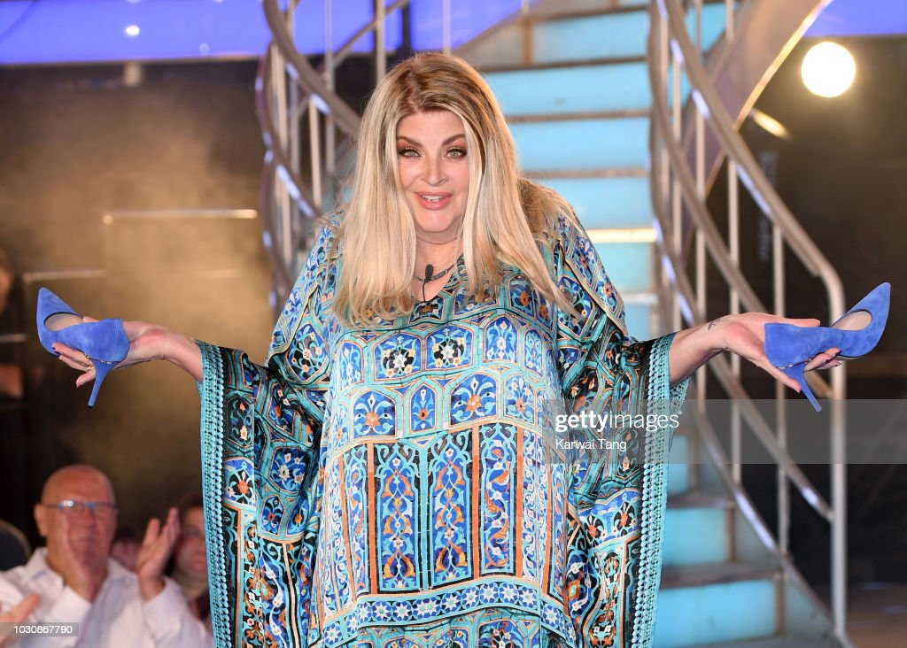 Celebrity Big Brother Final 2018 : News Photo