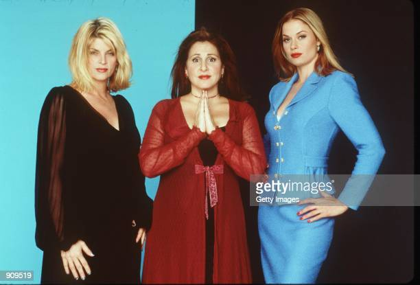 Kirstie Alley Kathy Najimy and Lorri Bagley star in Veronica's Closet Photo NBC