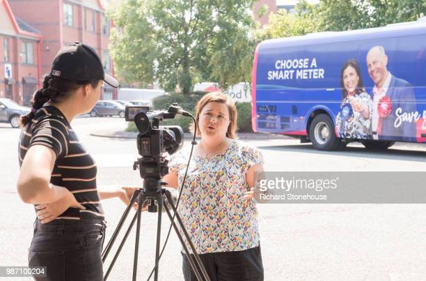 JUNE 29 Kirstie Allsopp and Phil Spencer are touring the UK this summer to inspire Britain's households to choose a smart meter Susan Calman and Phil...