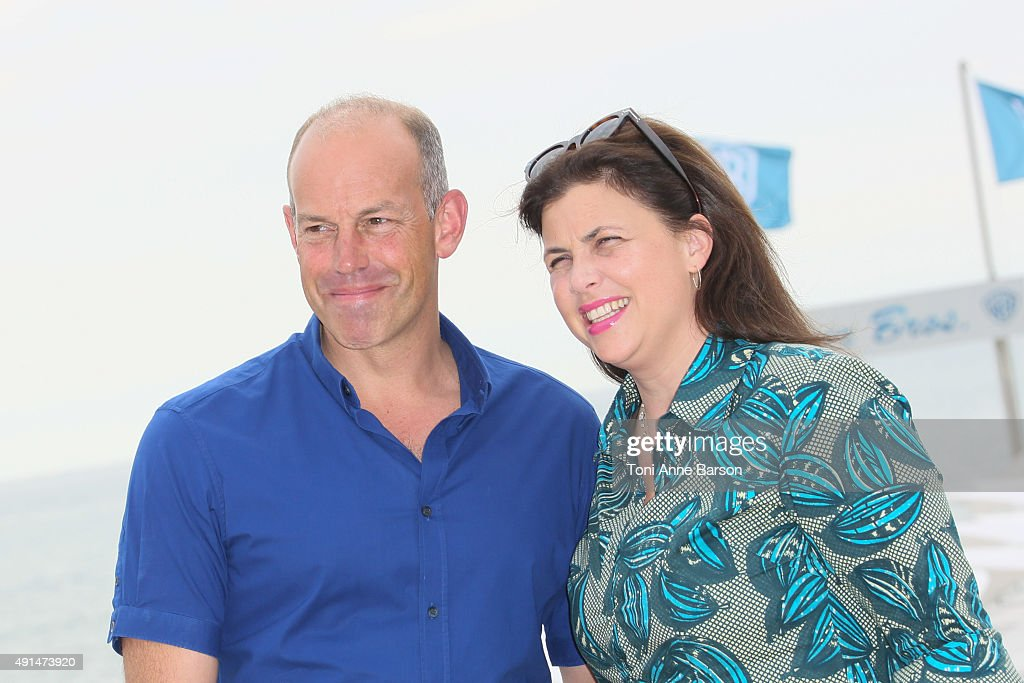 'Love It Or List It UK' : Photocall at MIPCOM 2015 In Cannes : News Photo