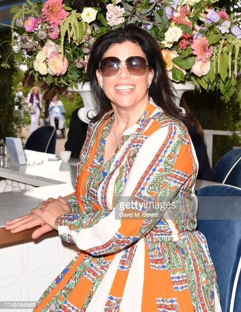 Kirstie Allsopp attends the RHS Chelsea Flower Show 2019 press day on May 20 2019 in London England