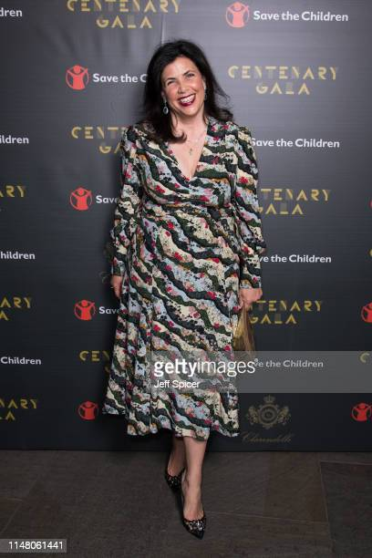 Kirstie Allsopp attends the Save The Children Centenary Gala at The Roundhouse on May 09 2019 in London England
