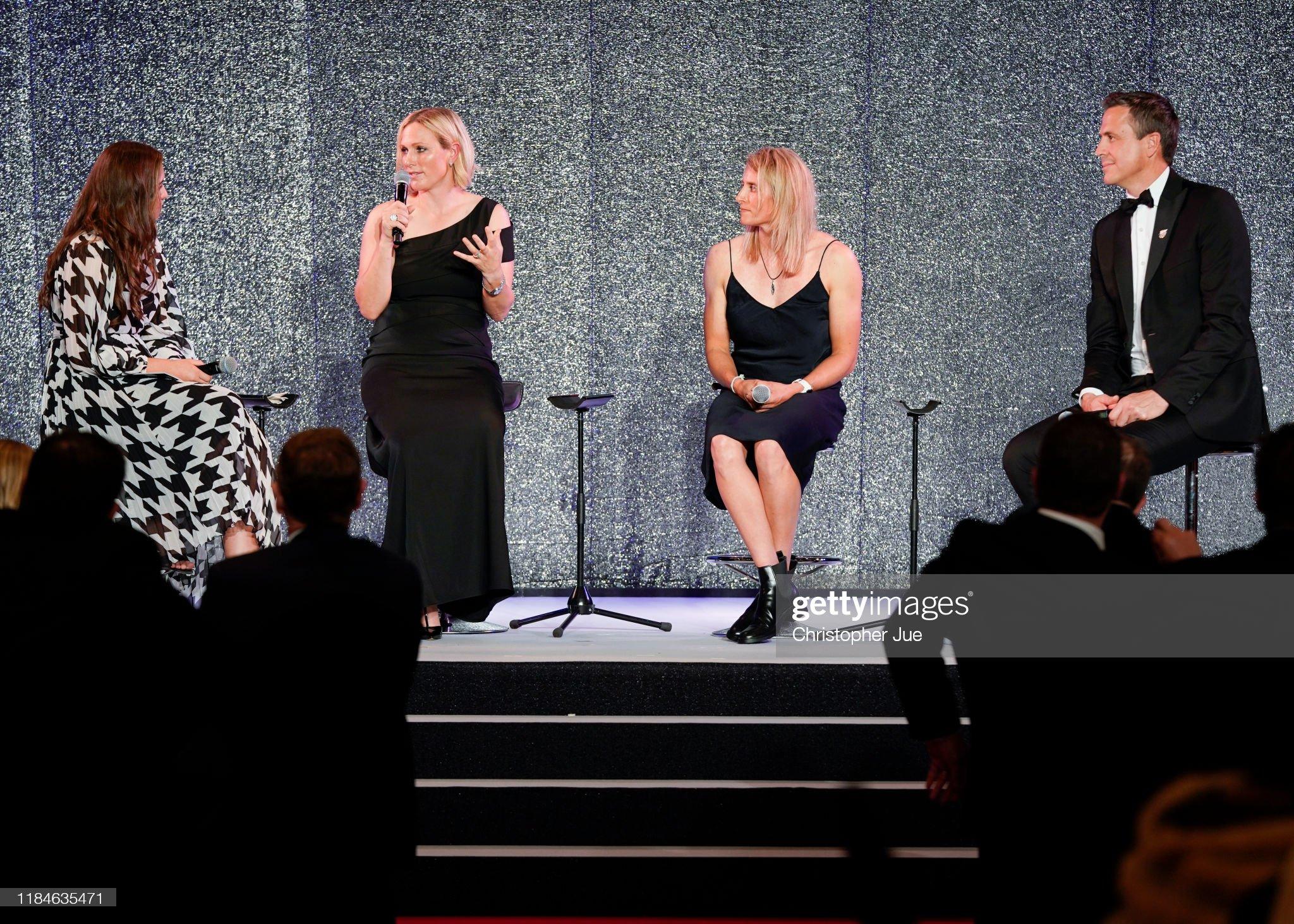 New Zealand Olympics Committee Gala Dinner : News Photo