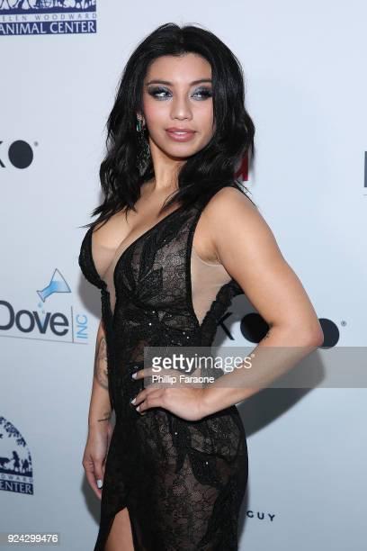 Kirstin Maldonado attends the 4th Hollywood Beauty Awards at Avalon Hollywood on February 25 2018 in Los Angeles California