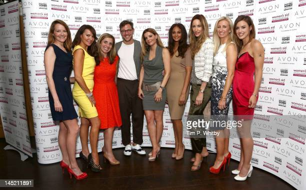 Kirsty Dillon Lizzy Cundy Nicola Mendelsohn Will Young Linda Papadopoulous Alesha Dixon Lisa Butcher Jenny Halpern Prince and Charlie Webster helps...