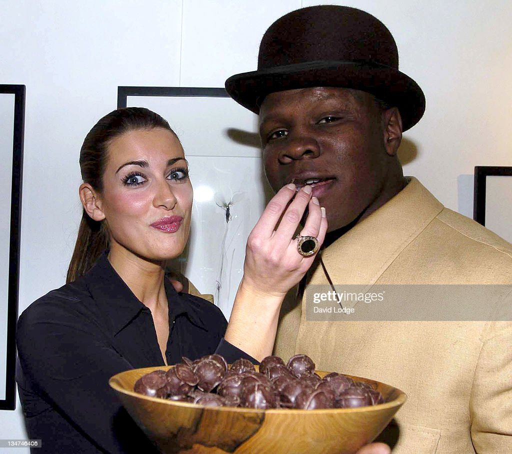 Celebrity Charity Chocolate Party