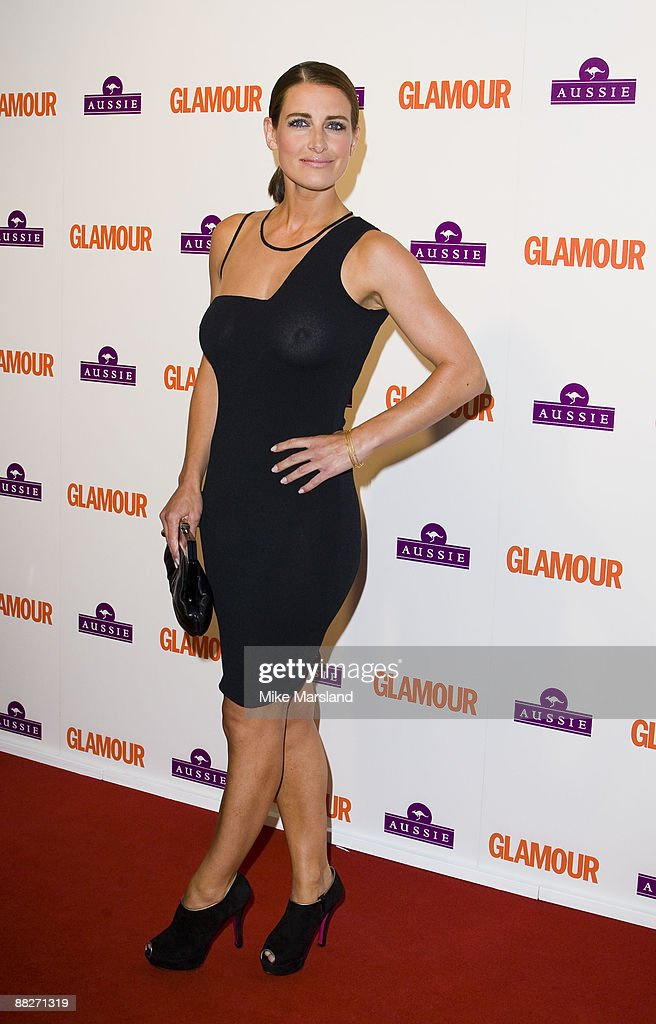 Kirsty Gallacher arrives at the Glamour Women of the Year Awards 2009 at the Berkeley Square Gardens on June 2nd, 2009 in London, England.