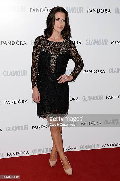 Kirsty Gallacher attends Glamour Women of the Year Awards 2013 at Berkeley Square Gardens on June 4 2013 in London England