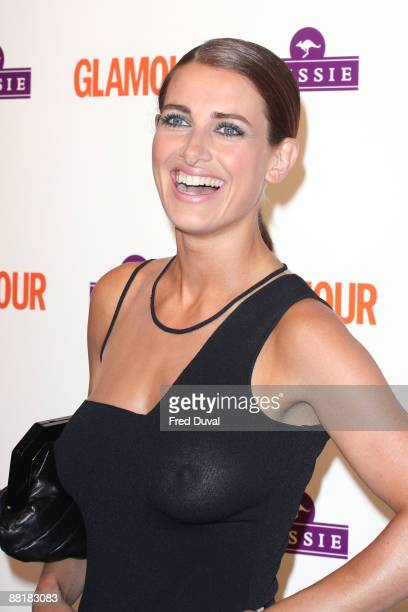 Kirsty Gallacher attends 'Glamour Women of the Year Awards' at Berkeley Square Gardens on June 2 2009 in London England