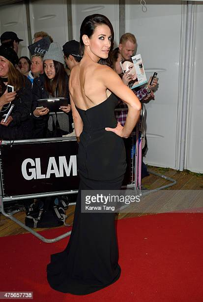 Kirsty Gallacher attends the Glamour Women of the Year Awards at Berkeley Square Gardens on June 2 2015 in London England