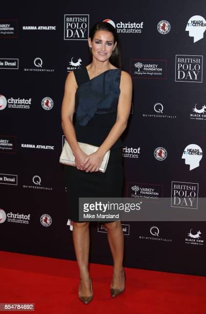 Kirsty Gallacher attends the Heads Together charity auction at Saatchi Gallery on September 27 2017 in London England