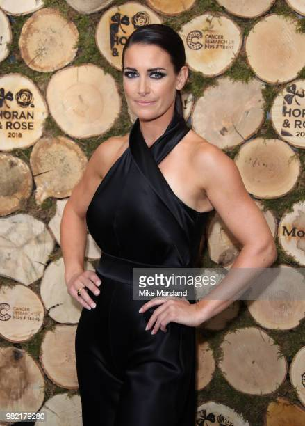 Kirsty Gallacher attends the Horan And Rose Charity Event held at The Grove on June 23 2018 in Watford England