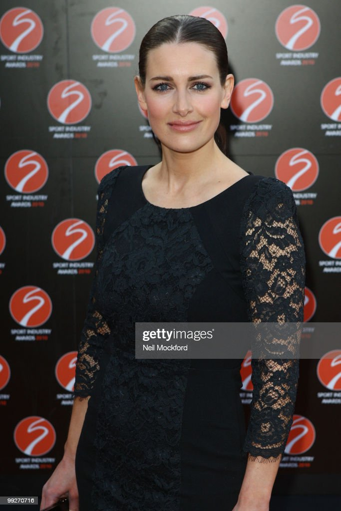 Kirsty Gallacher attends the Sport Industry Awards at Battersea Evolution on May 13, 2010 in London, England.