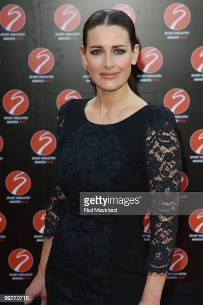Kirsty Gallacher attends the Sport Industry Awards at Battersea Evolution on May 13 2010 in London England