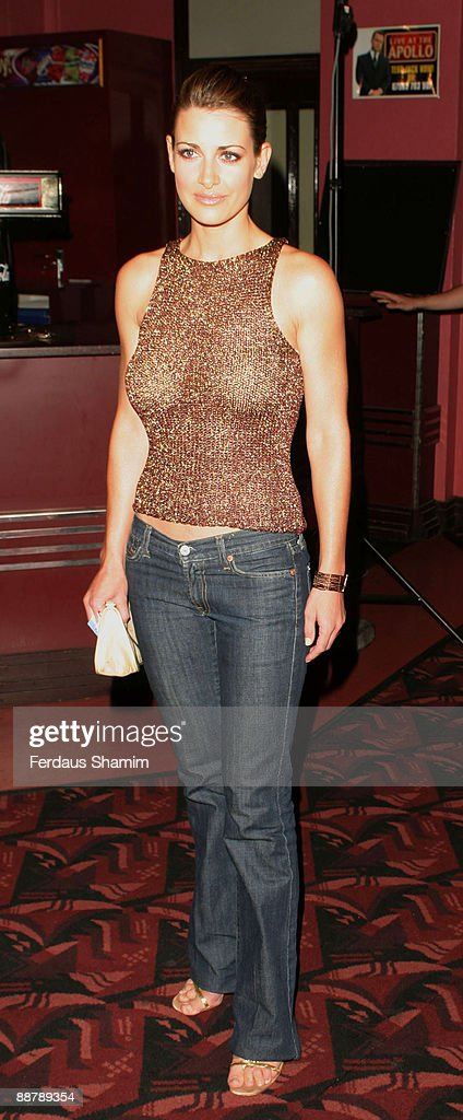 Jack Dee Live at The Apollo - Arrivals : News Photo