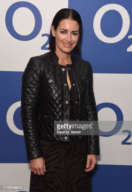 Kirsty Gallacher was at The O2 for the world's first live TV ad powered by O2 5G