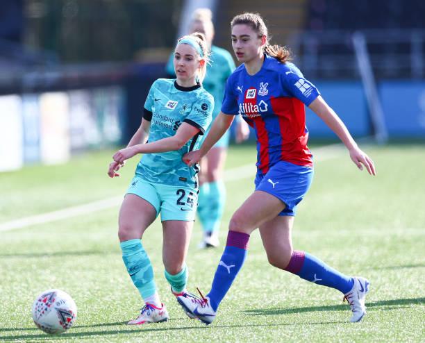 GBR: Crystal Palace Women v Liverpool Women - Barclays FA Women's Championship