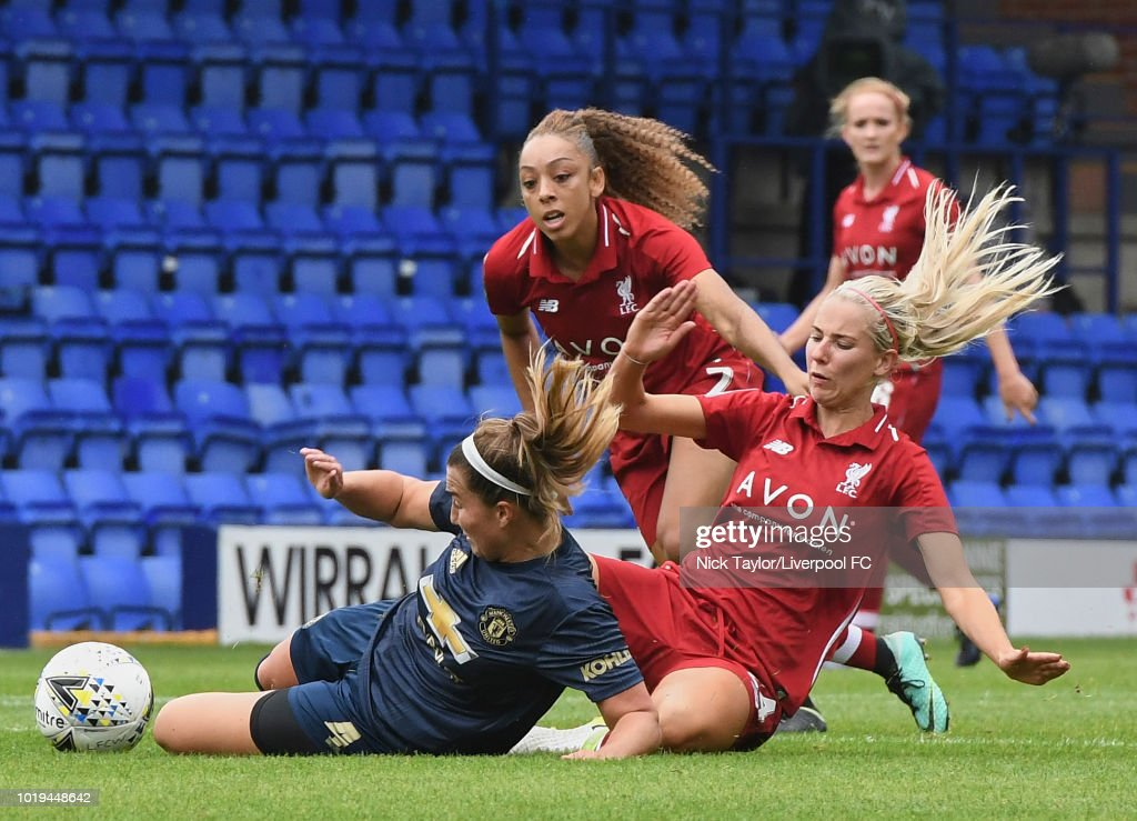 Liverpool FC Women v Manchester United Women: Continental Cup