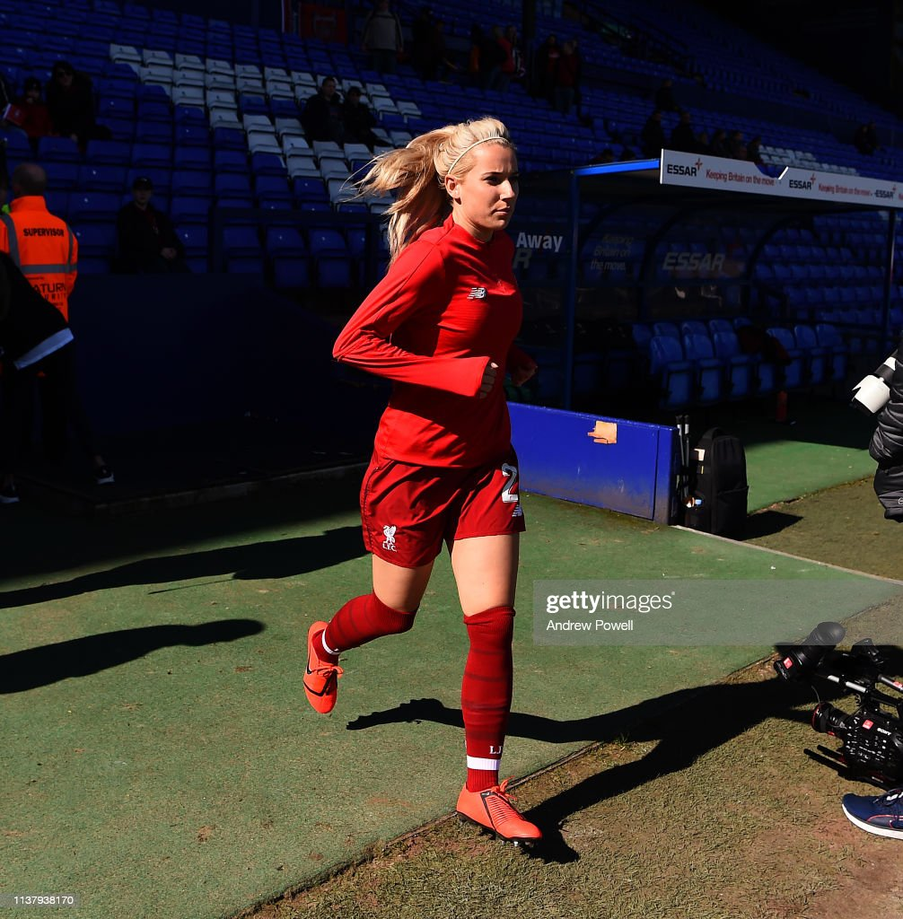 GBR: Liverpool Women v Arsenal Women - WSL