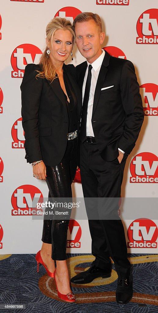 TV Choice Awards - Inside Arrivals