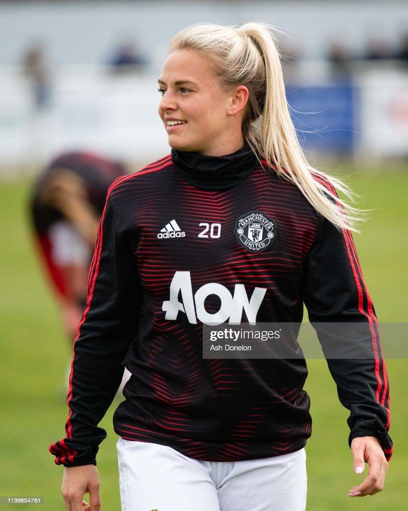 Tottenham Hotspur Women v Manchester United Women: WSL 2 : ニュース写真