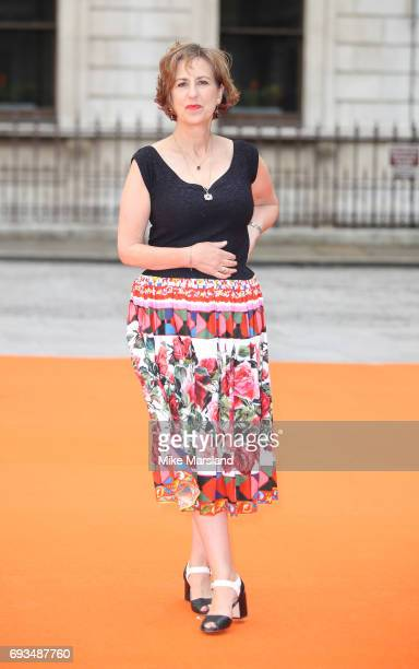 Kirsty Wark attends the preview party for the Royal Academy Summer Exhibition at Royal Academy of Arts on June 7, 2017 in London, England.
