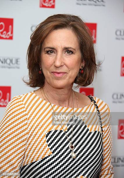 Kirsty Wark attends the Red magazine Women of the Year awards at Ham Yard Hotel on September 3, 2014 in London, England.