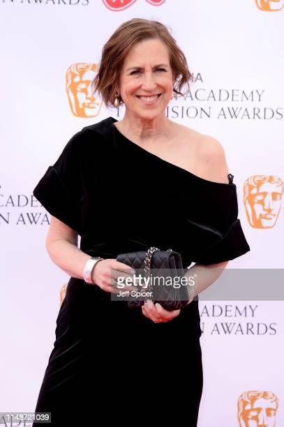 Kirsty Wark attends the Virgin Media British Academy Television Awards 2019 at The Royal Festival Hall on May 12, 2019 in London, England.