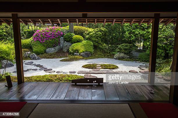 Kisenan tea house was rebuilt in 1991 by a Kyoto gardener The original Kisenan was built around 1580 by the temples' priests to hold tea ceremonies...