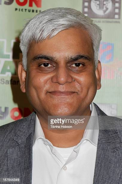 Kishor Patil attends the Delhi Safari Los Angeles premiere at Pacific Theatre at The Grove on December 3 2012 in Los Angeles California