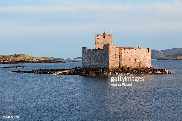 Kisimul castle is a small medieval castle located in the centre of Castlebay on Barra, an island of the Outer Hebrides, Scotland. Kisimul sits on a...