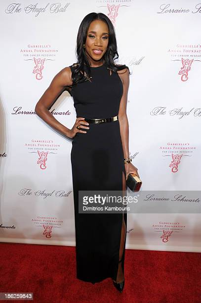 Kiss attends Gabrielle's Angel Foundation Hosts Angel Ball 2013 at Cipriani Wall Street on October 29 2013 in New York City