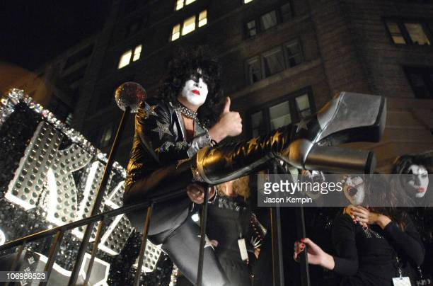 Kiss During  West Village Halloween Day Parade October   At West Village In New