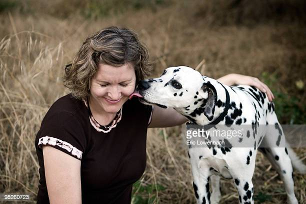 a kiss is but a kiss - lowenbach stock photos and pictures