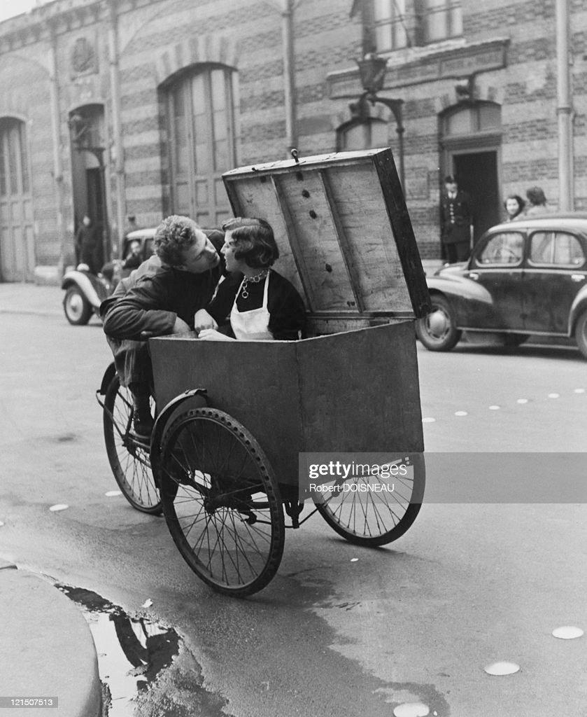 Sweet, Bizarre Vintage Rides