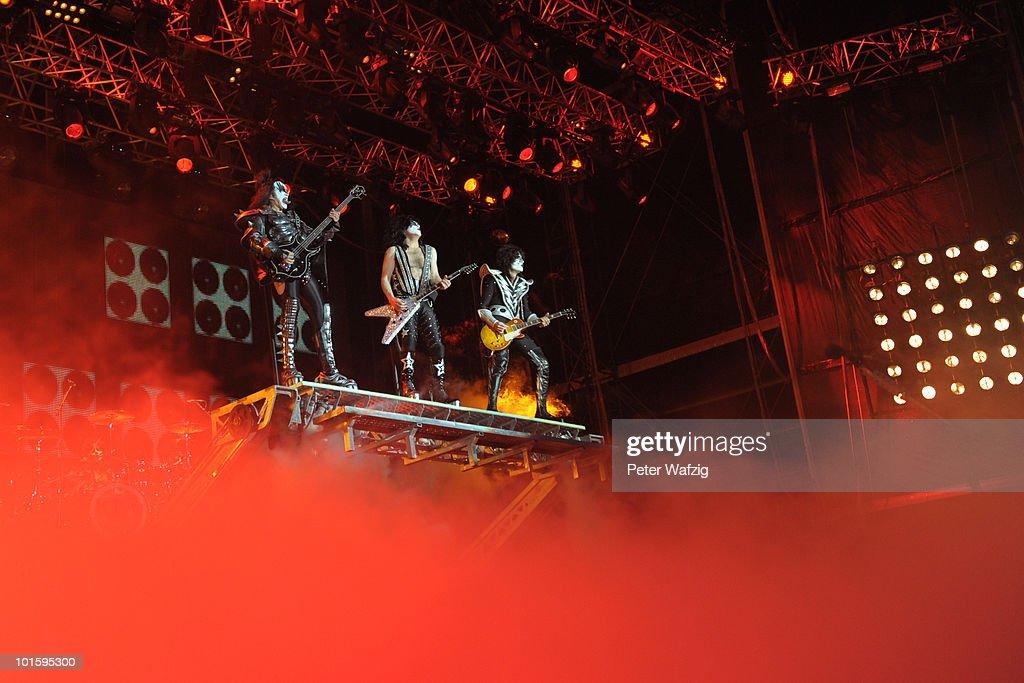 Day 1 - Rock Am Ring Festival 2010 : Nachrichtenfoto